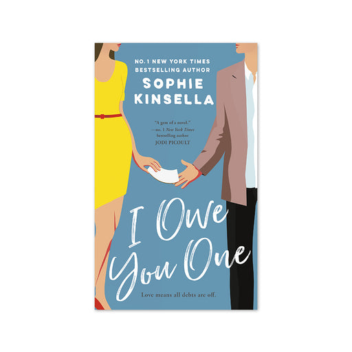 Sophie Kinsella : I Owe You One