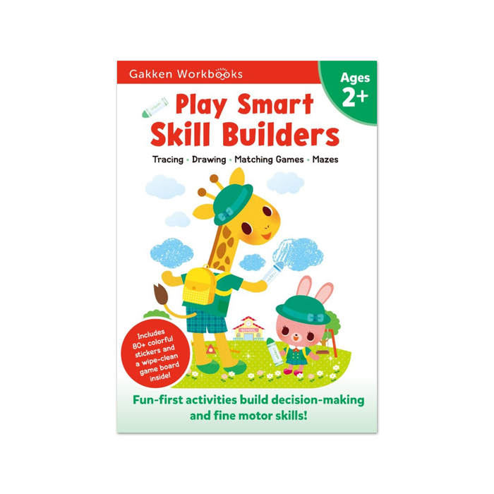 Play Smart Skill Builders 2+