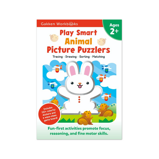 Play Smart Animal Picture Puzzlers 2