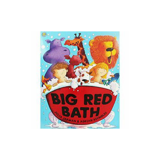 PB Big Red Bath
