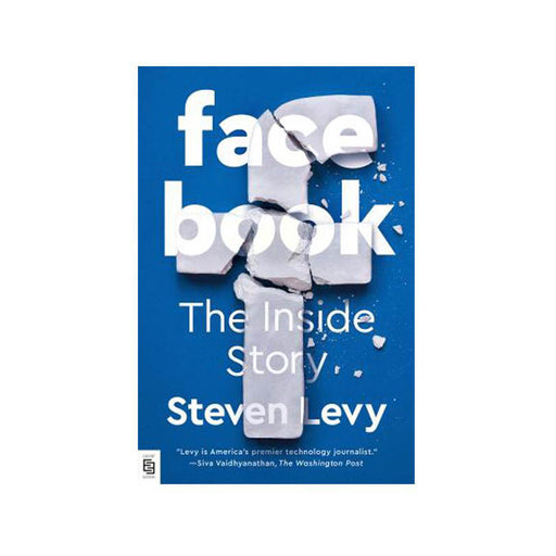 Steven Levy : Facebook Inside Store