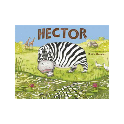 PB Hector (Hard Cover)