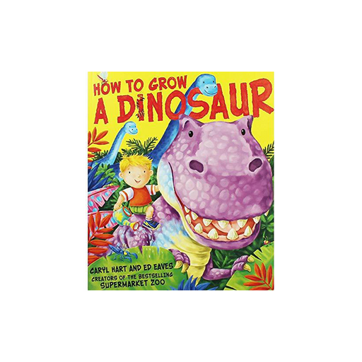 PB How To Grow a Dinosaur