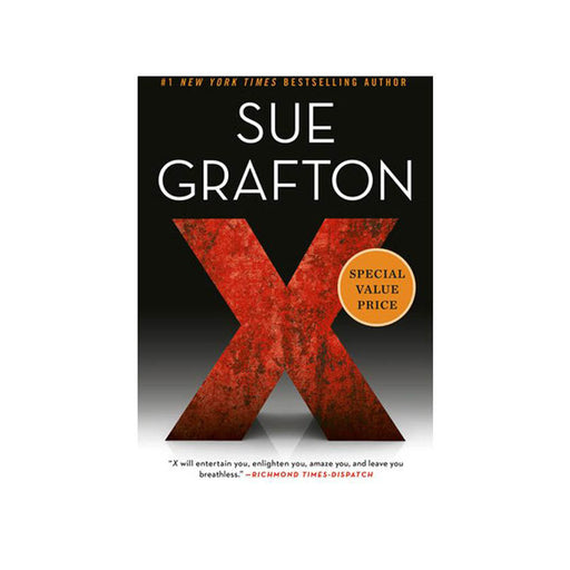 Sue Grafton : X