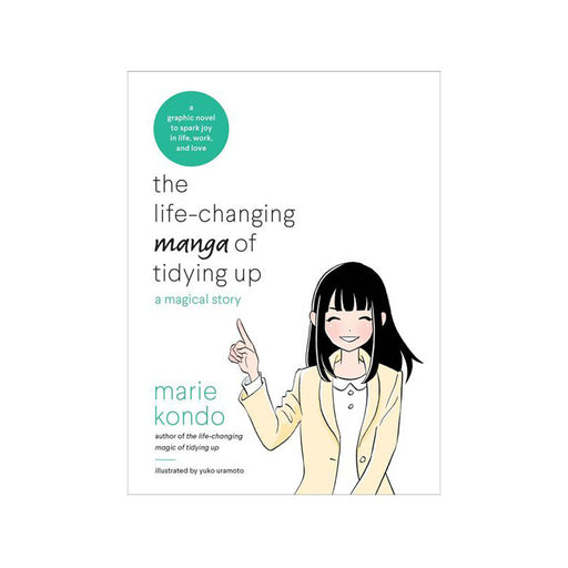 Marie Kondo : Life Changing Manga of Tidying Up