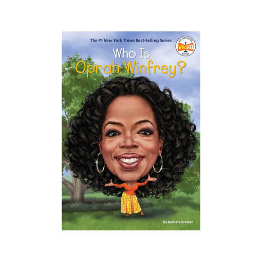 Who Is Oprah Winfrey?