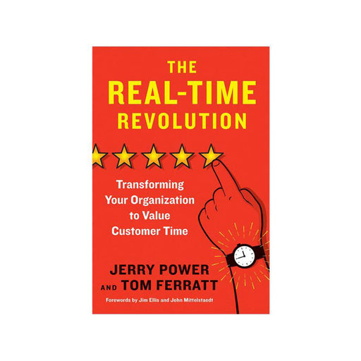 Jerry Power : Real-Time Revolution