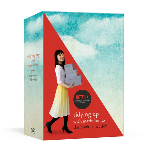 Marie Kondo : Tidying Up Box Set
