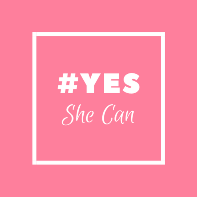 Interview On YesSheCan! : ))