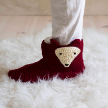 Load image into Gallery viewer, Teen + Adult Animal Slipper Socks-EKA