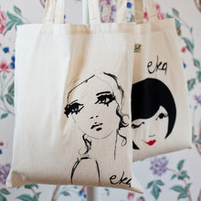 Load image into Gallery viewer, Tote Bags-Tote Bag-EKA