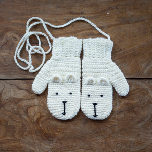Animal Mittens - adult size-Mittens-EKA