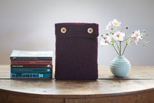 Load image into Gallery viewer, iPad Kindle Case Organic Cotton