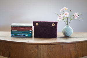 Plum iPad Case