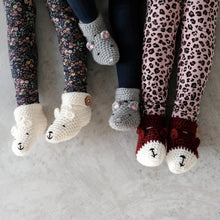 Load image into Gallery viewer, Animal Slipper Socks For Children
