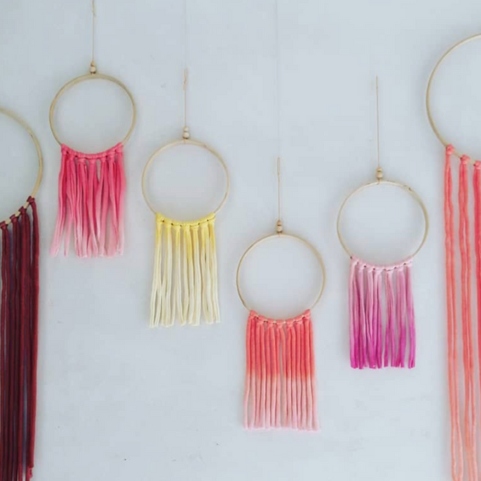 Mini Personalised Dream Catcher Talisman-Wall Hangings-EKA