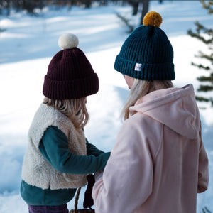 Family Bobble Hats-Hats-EKA