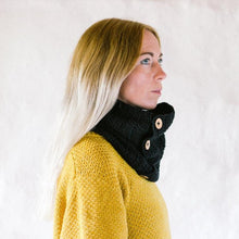 Load image into Gallery viewer, Organic Cotton Cowl Scarf