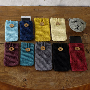 Organic Cotton Phone Case-Tech Covers-EKA