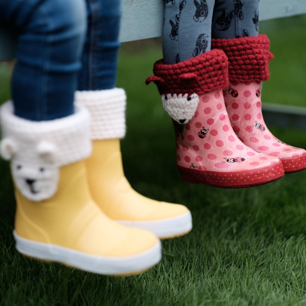 Welly Boot Cuffs-Boot Toppers-EKA