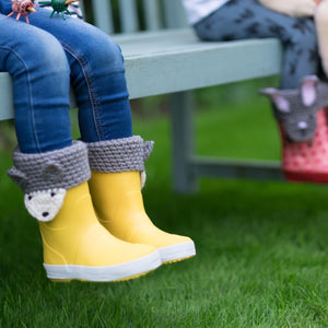 Welly Boot Cuffs