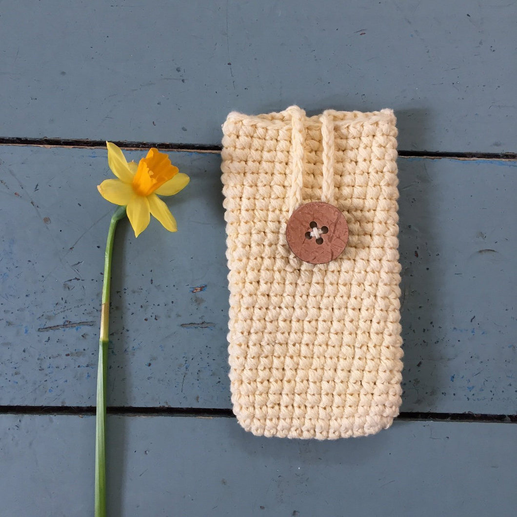 Organic Cotton Phone Case