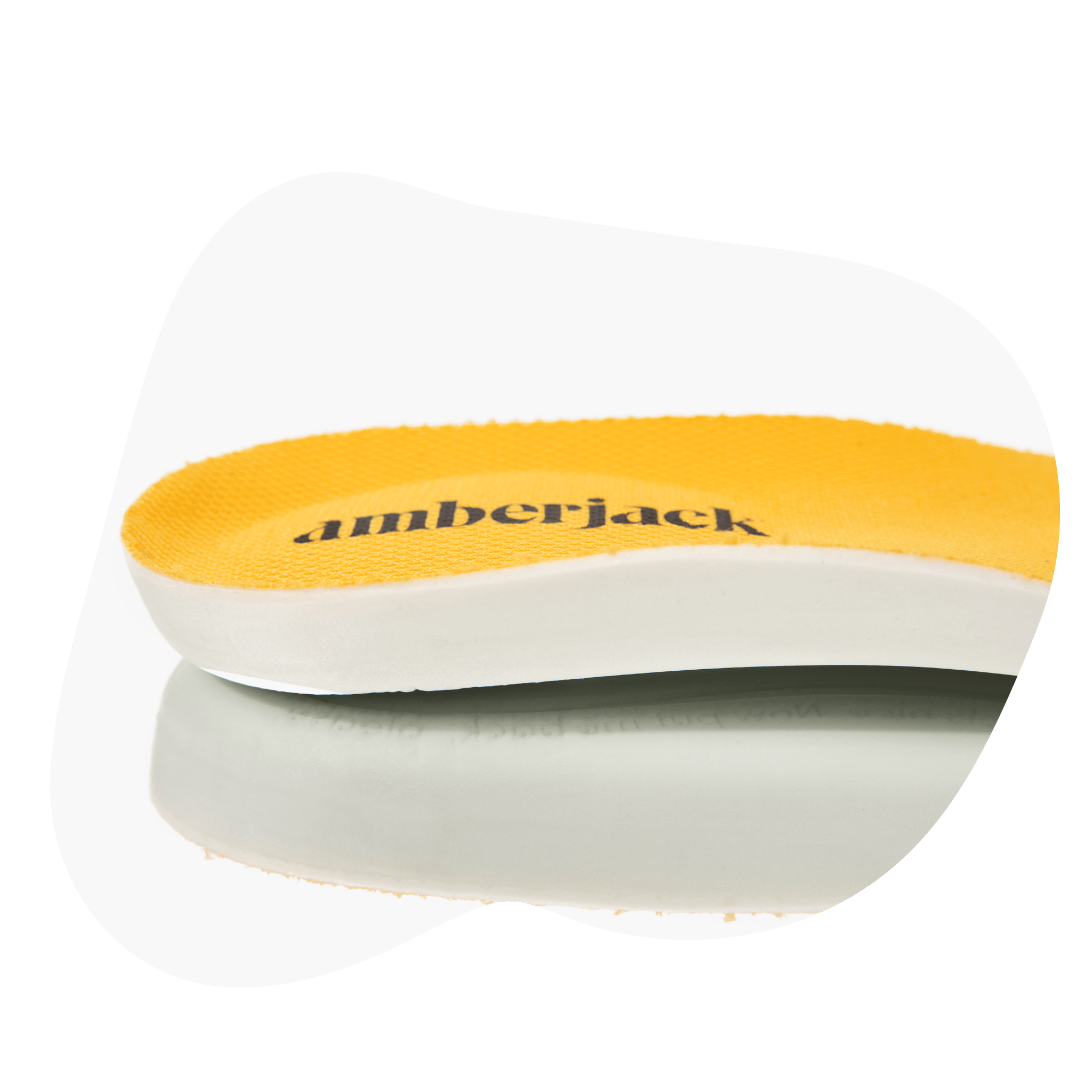 Amberjack Comfortable Insole for The Original shoe