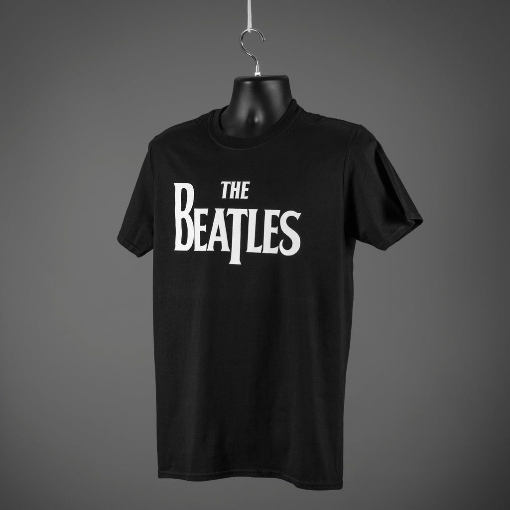 The Beatles - Classic Logo T Shirt