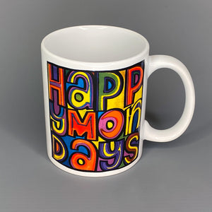 Happy Mondays - Official Boxed Mug