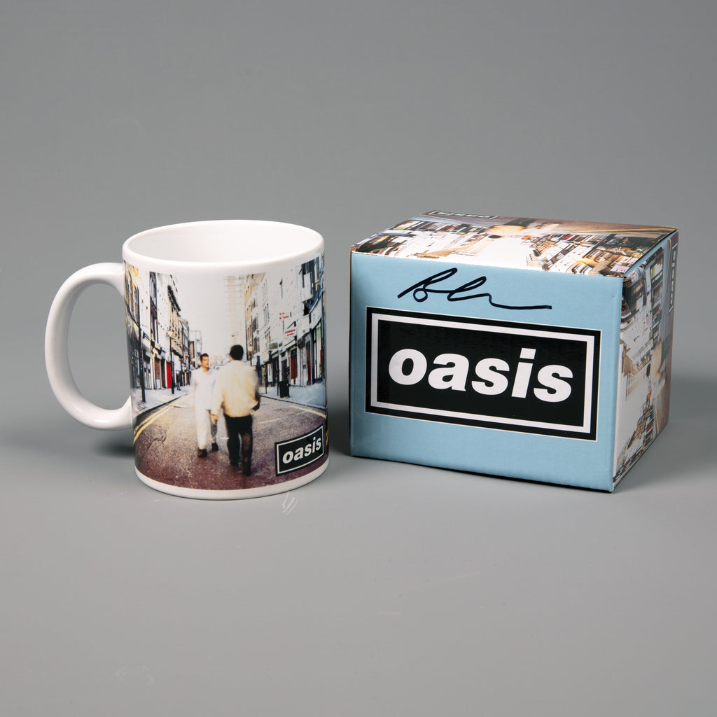 Oasis Morning Glory Mug - Signed