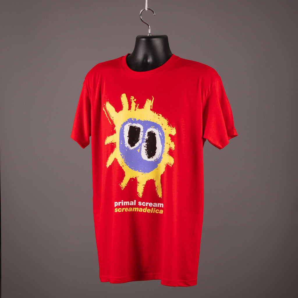 Primal Scream - Screamadelica T Shirt