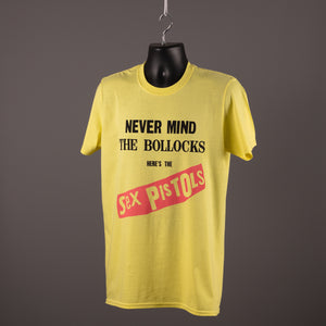 Sex Pistols - Never Mind The Bollocks T Shirt