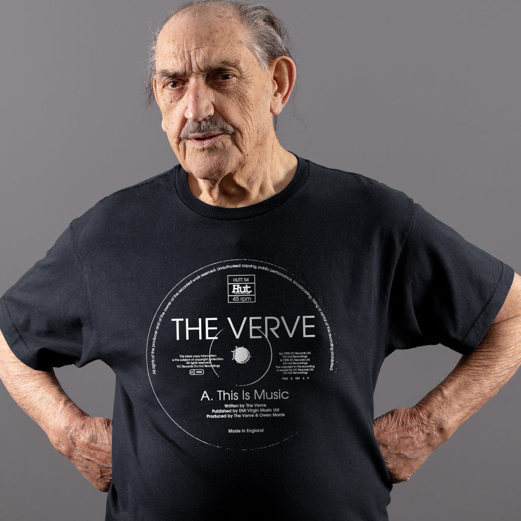 The Verve This Is Music T Shirt