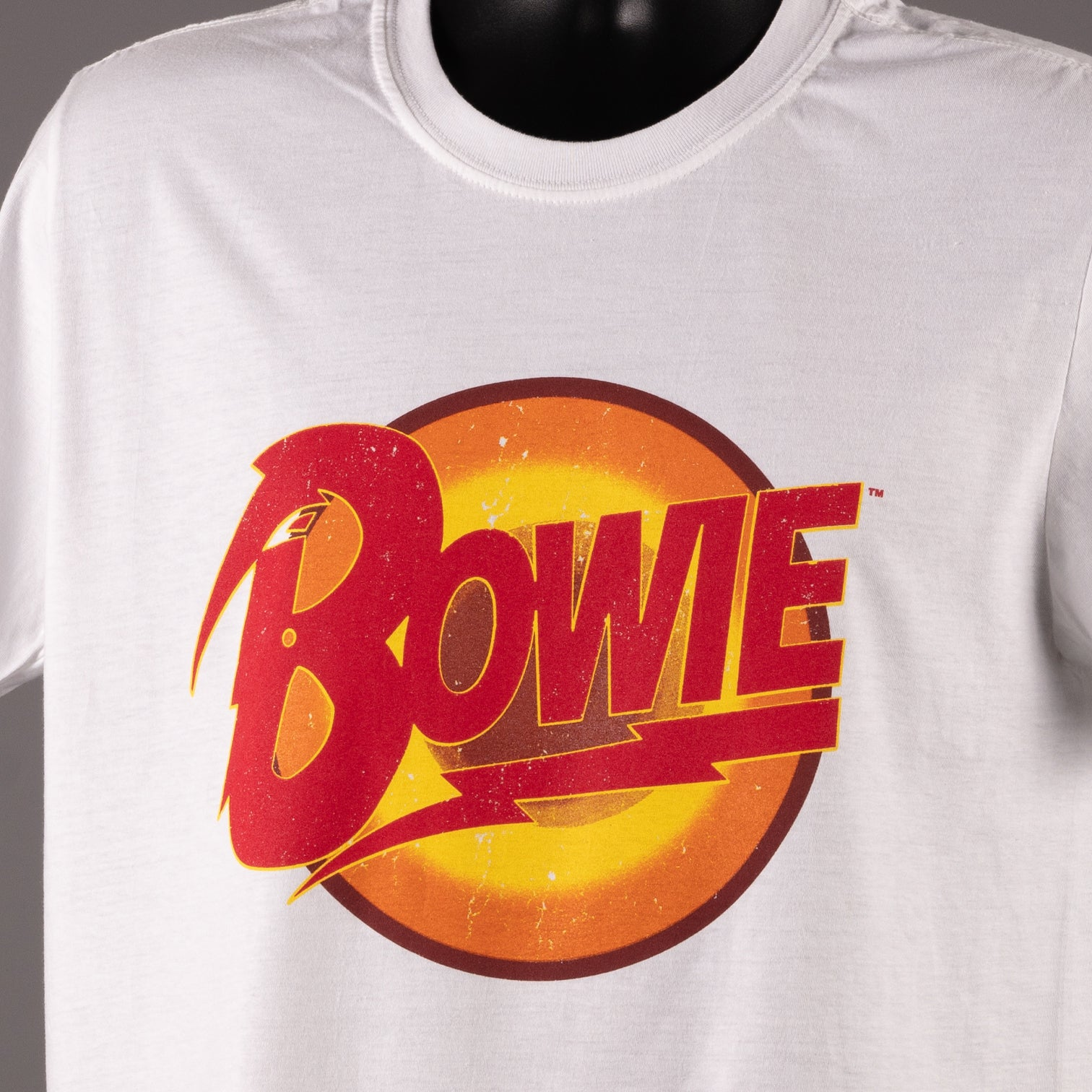 Bowie - Diamond Dogs T Shirt - White