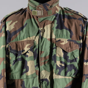 US Army M65 Camo Jacket