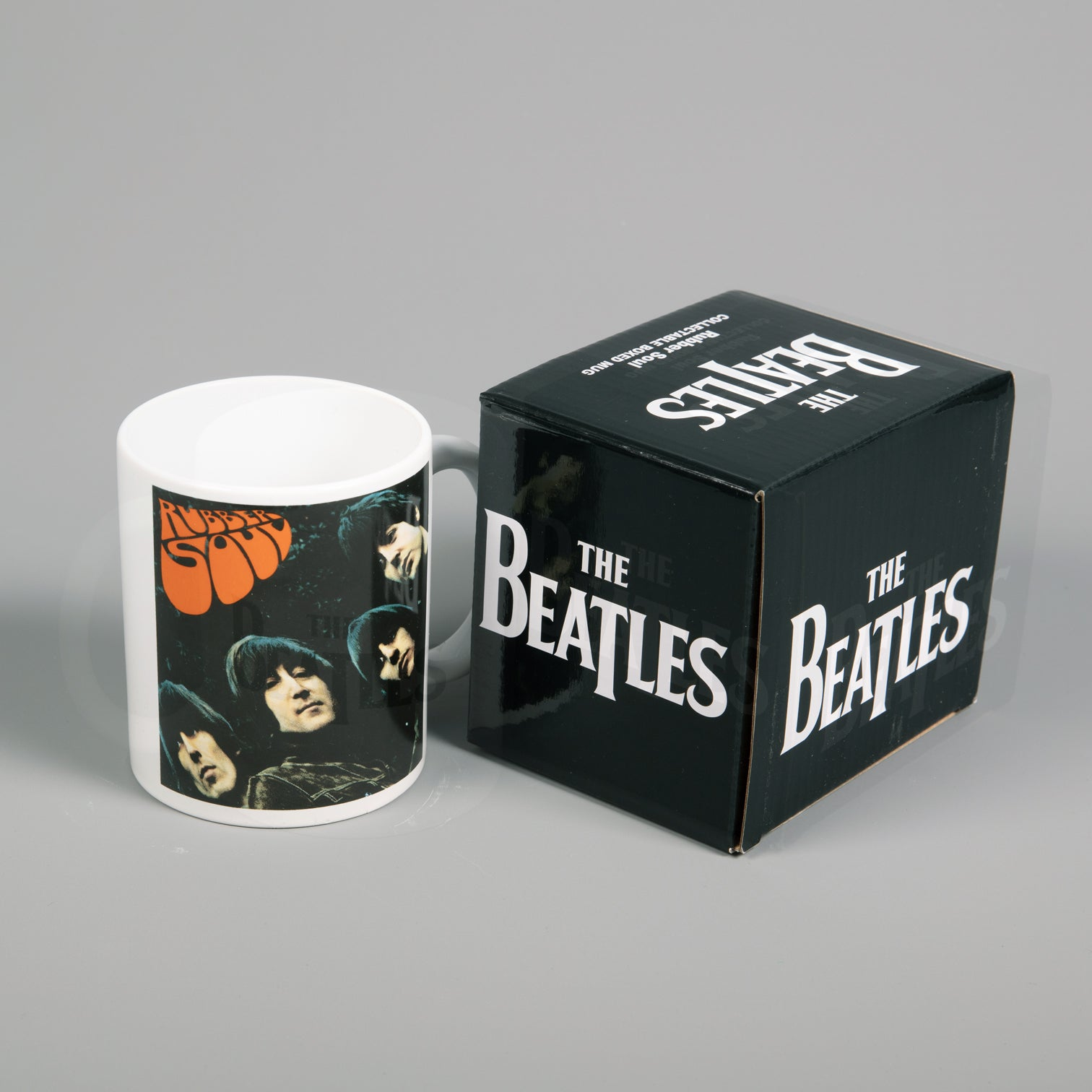 The Beatles - Rubber Soul Boxed Mug