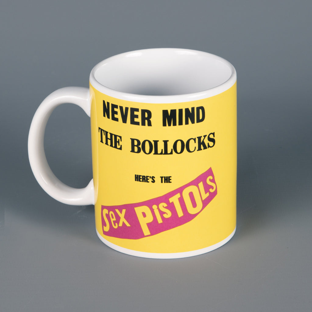 Sex Pistols - Never Mind The Bollocks - Boxed Mug