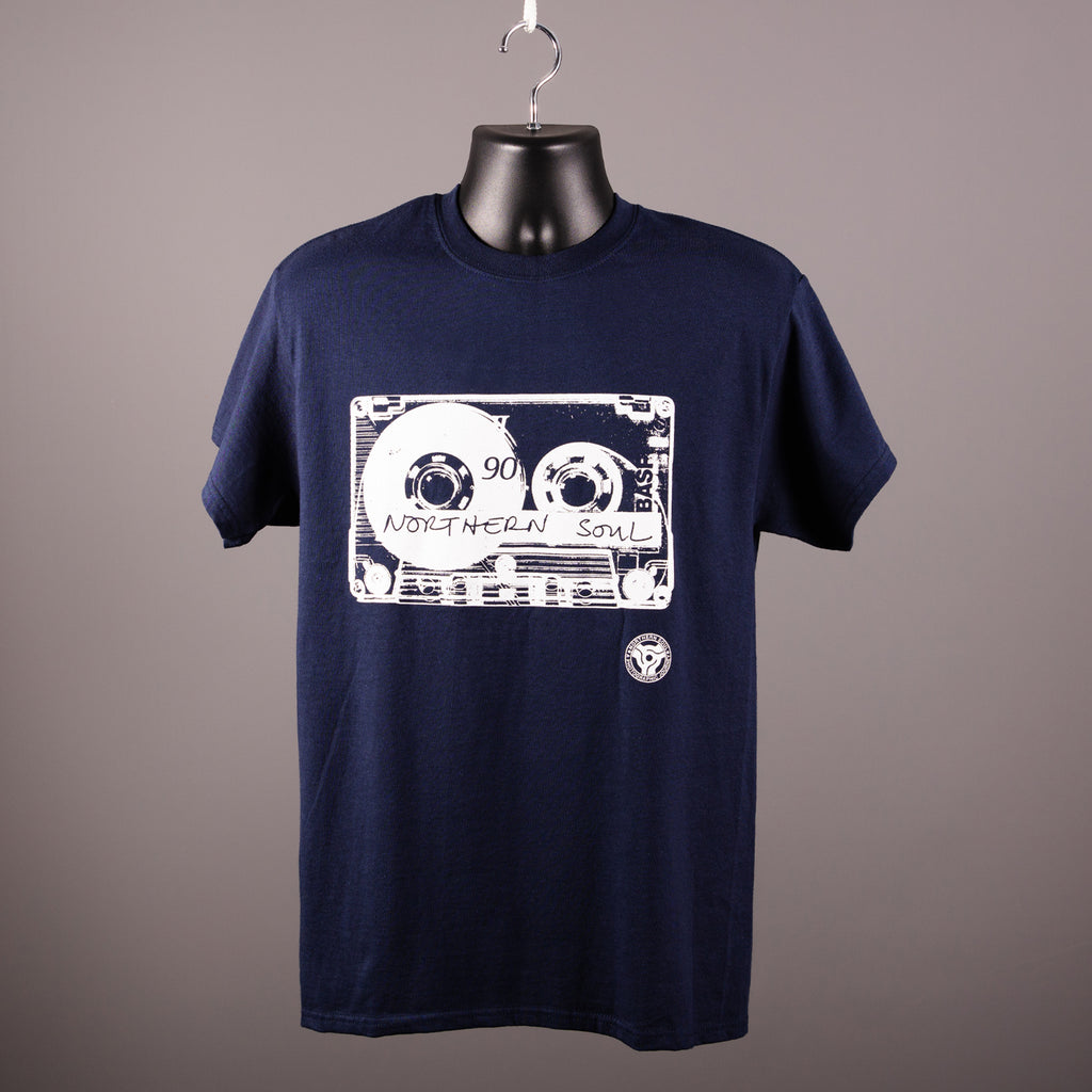 Northern Soul - Retro Cassette T Shirt
