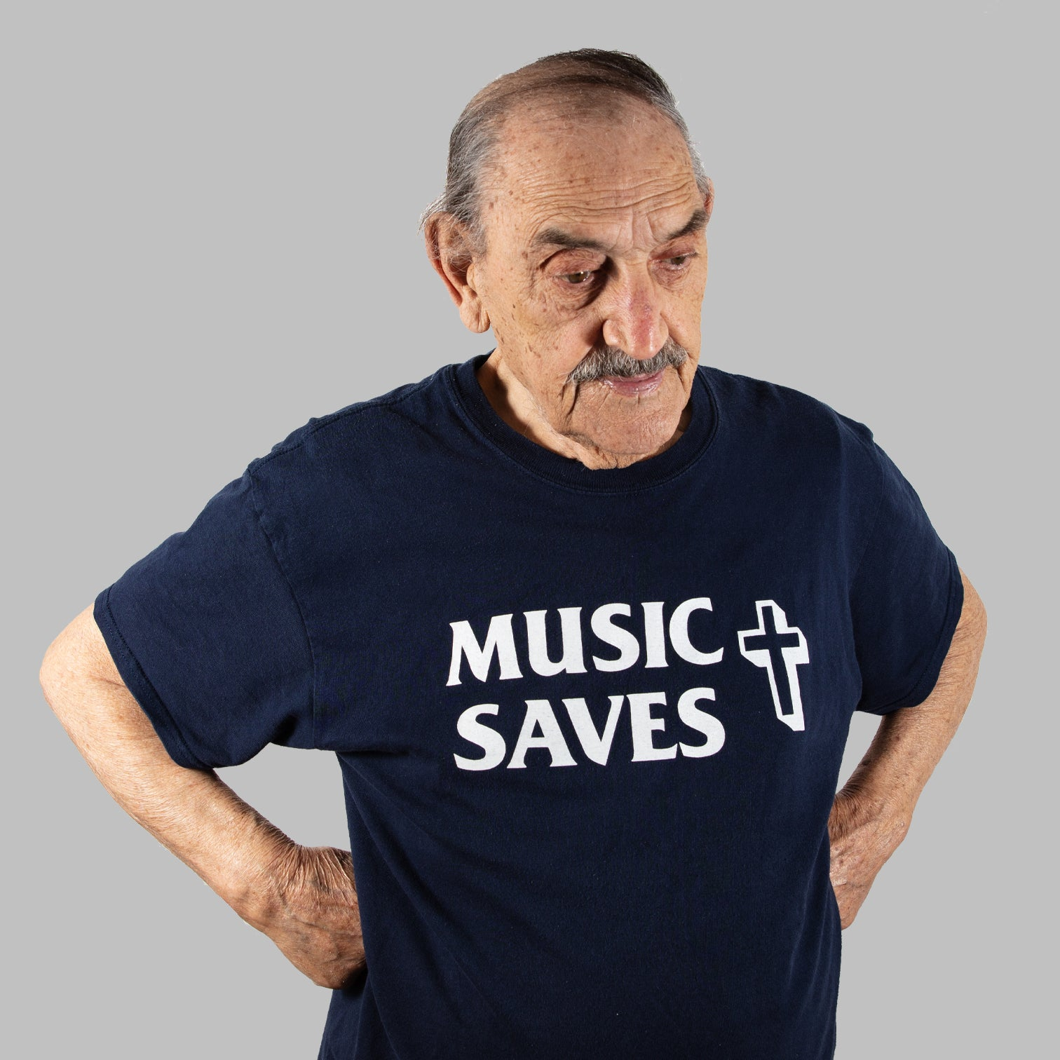 Music Saves T Shirt