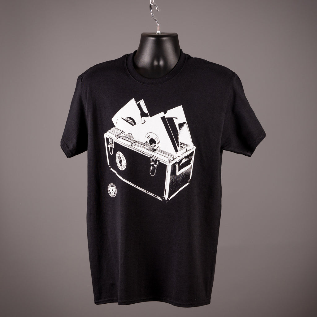 Northern Soul - Record Box T Shirt