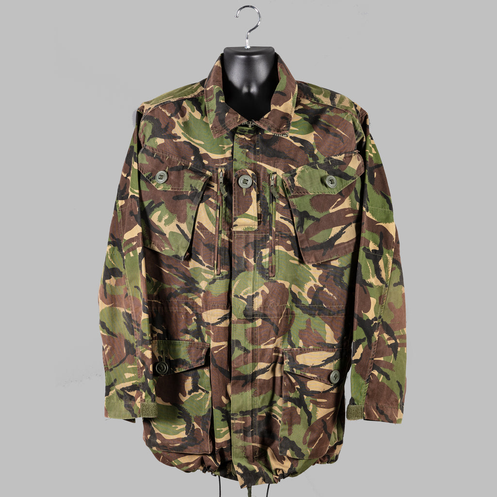 BRITISH ARMY CAMO FIELD JACKET NO 5
