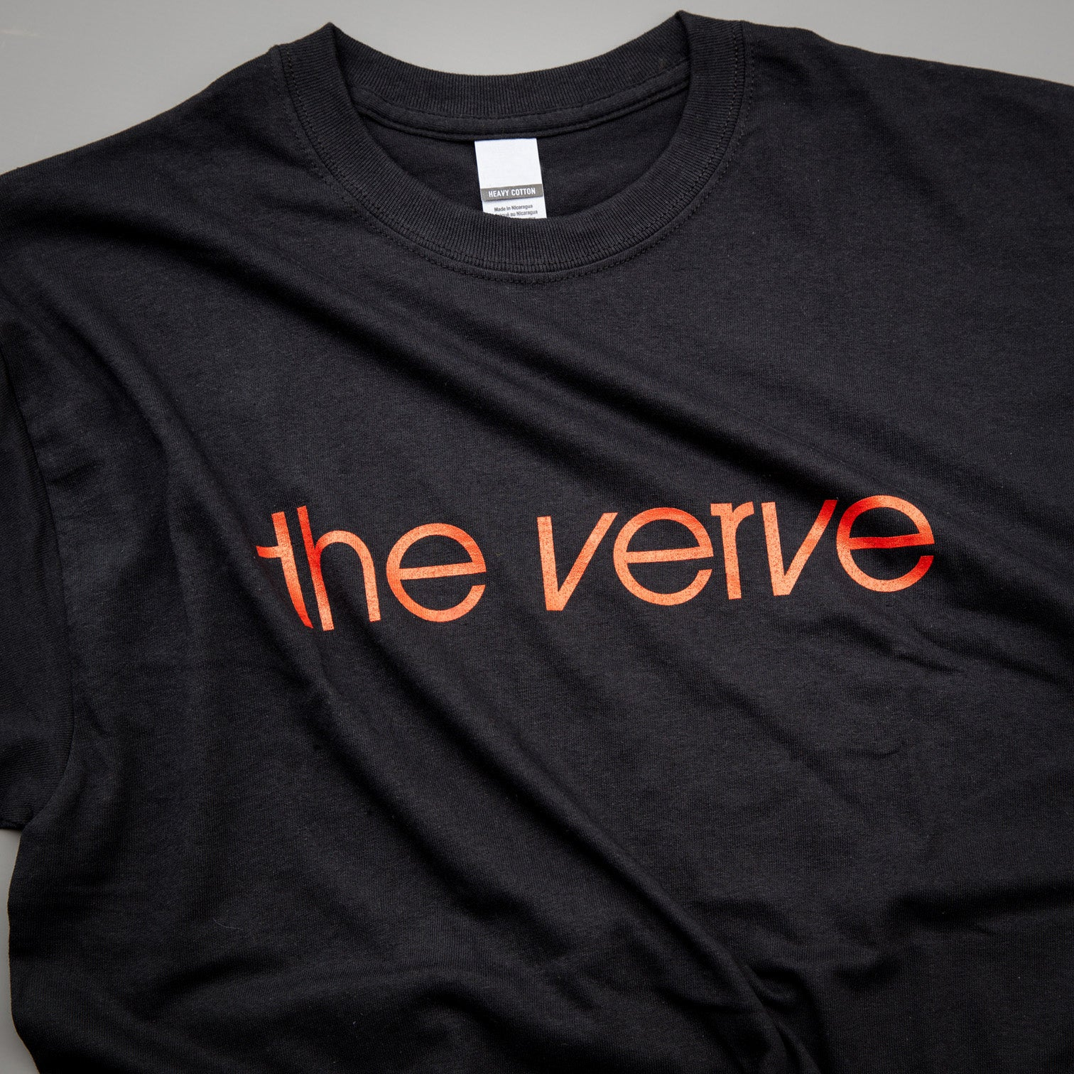 The Verve - Classic Logo T Shirt - 5 Colours