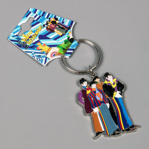 The Beatles - Yellow Submarine Figures Keyring