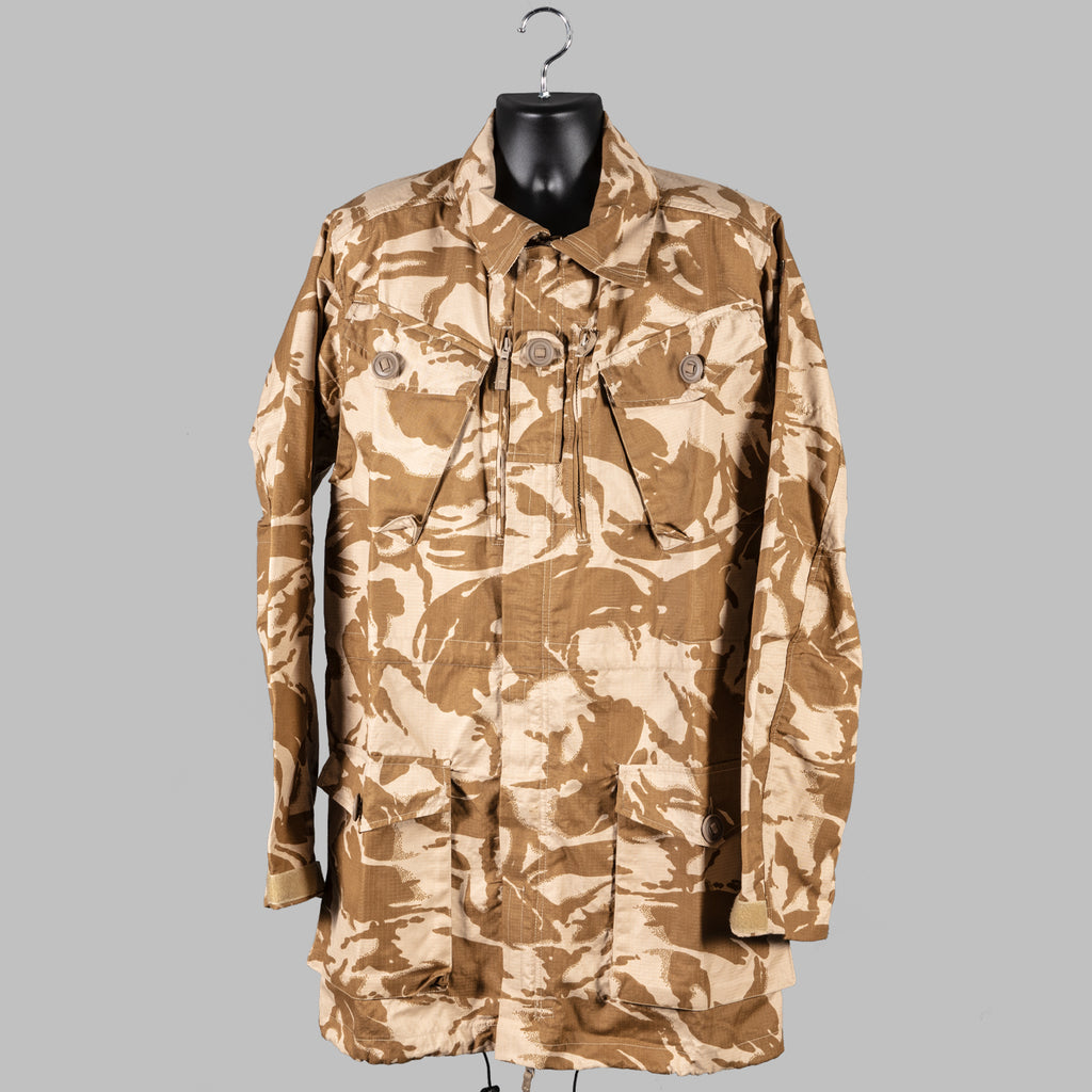 British Army Desert Camo Field Jacket