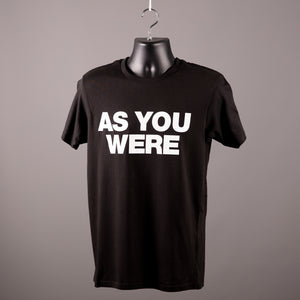 Liam Gallagher - 'As You Were' T Shirt