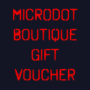 Microdot Boutique Gift Voucher