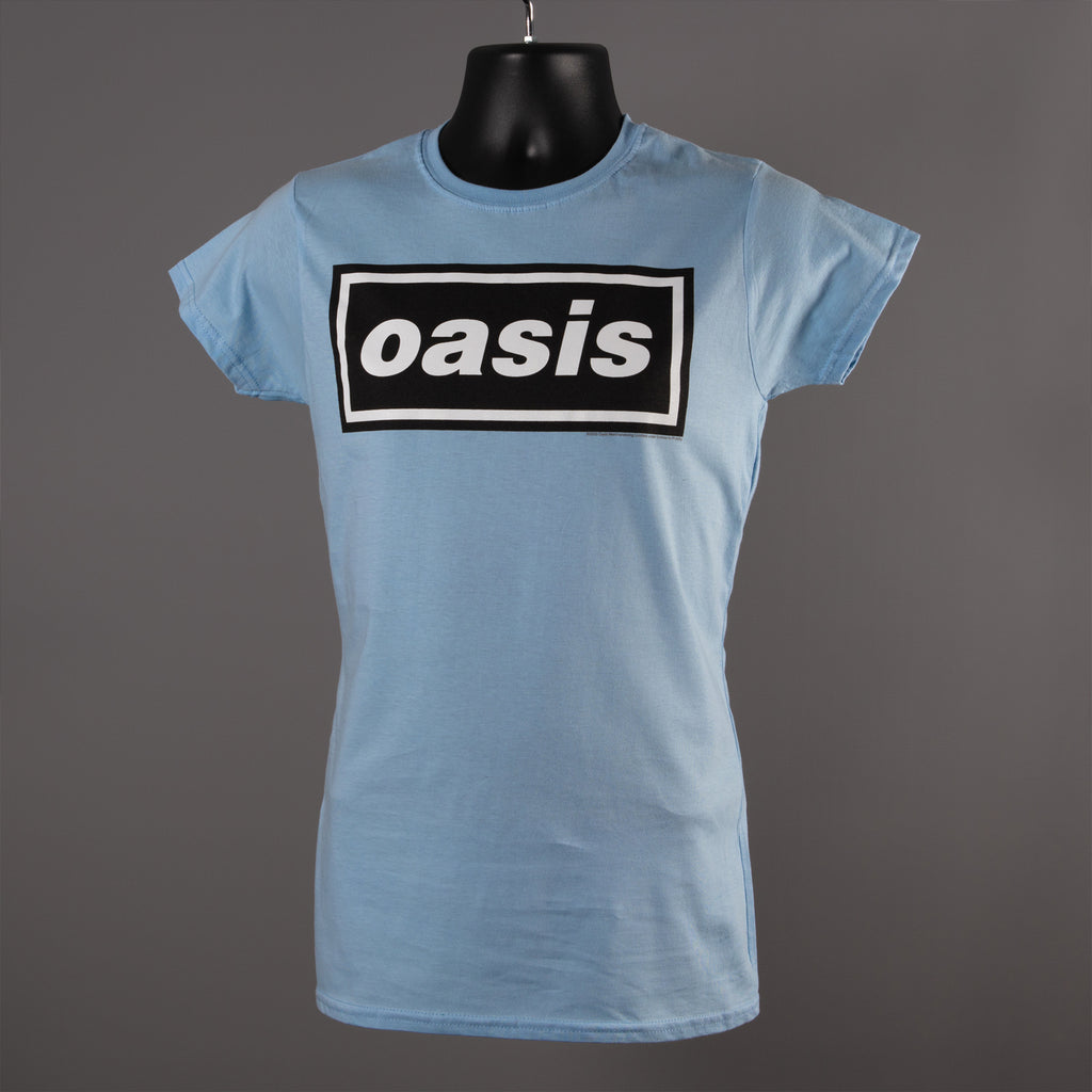 OASIS LADIES T SHIRT