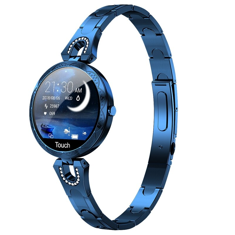 COBRAFLY AK15 Smart Watch Women Bracelet Heart Rate Monitoring IP67 Waterproof Fitness Tracker Ladies Watches for Xiaomi Iphone - Panda Play Store