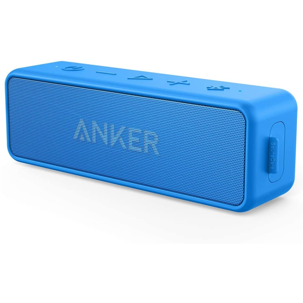 ANKER SOUNDCORE 2 WIRELESS BLUETOOTH WATERPROOF SPEAKER 12W