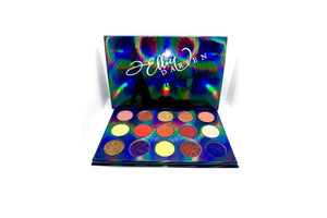 Burlesque Eyeshadow Pallet - Ellice Darien Beauty
